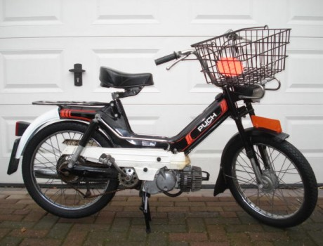 Puch Maxi-S City