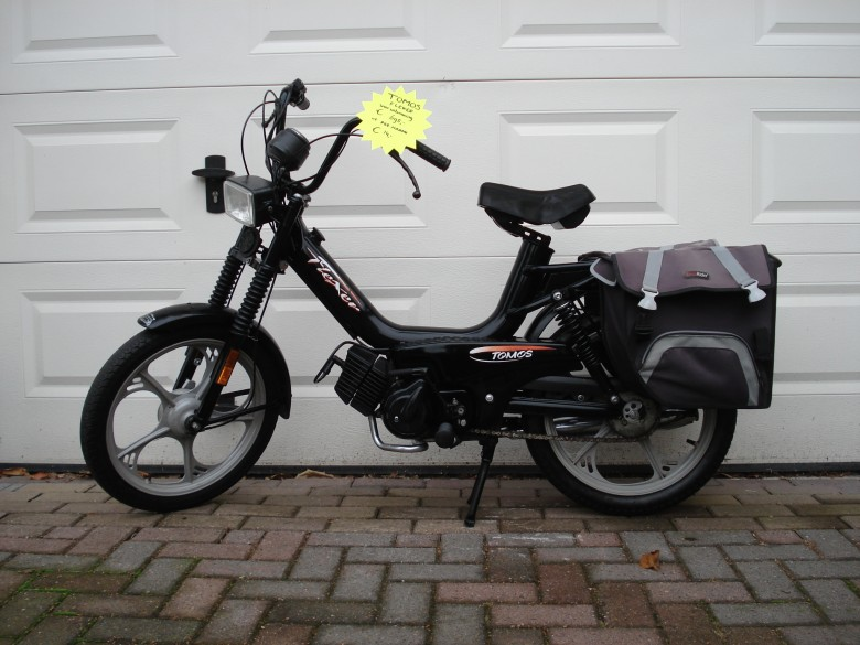 Tomos Flexer | 't Scootertje