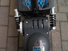 SXT1000XL Electrische step!!