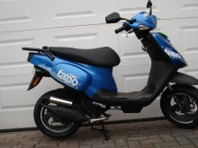 TGB Tapo Snorscooter