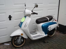 Turbo RB Snorscooter